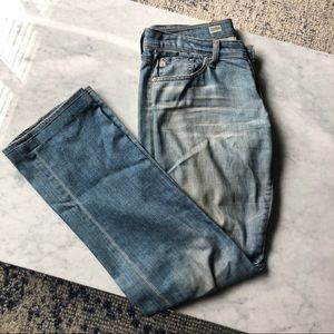 Anthropologie AG Tomboy Jeans